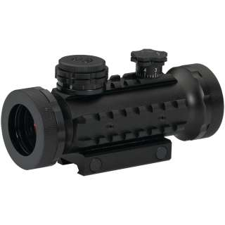BSA OPTICS STSRD30LL 30MM STEALTH TACTICAL ILLUMINATED SIGHT SCOPE W
