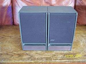 BOSE BOOKSHELF SPEAKERS   MODEL 141