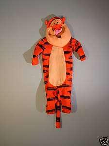 Disney Tigger Halloween Costume Winnie the Pooh Sz 2 4T