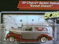 Revell LOWRIDER 1939 CHEVY SEDAN DELIVERY Sweet Dream