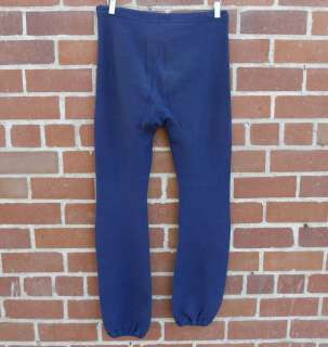 CHAMPION REVERSE WEAVE NAVY AIR FORCE ACADEMY sweat shirt PANTS M USAF