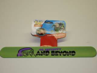 Disney Buzz Lightyear of Toy Story Childrens Silicone Rubber Slap