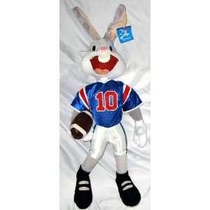 24 Football Bugs Bunny Plush Toys & Games