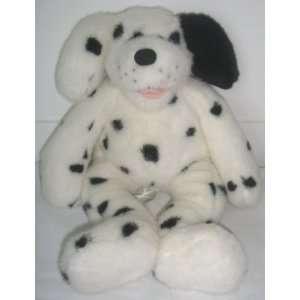 Build A Bear Workshop   DALMATION DOG PUPPY   Plush Toy