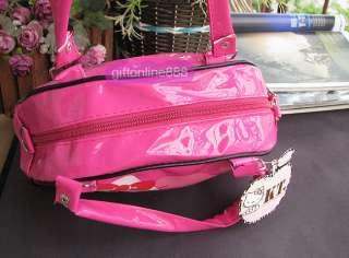 Hello kitty shoulder HandBag satchel bag Pink KT HB29P