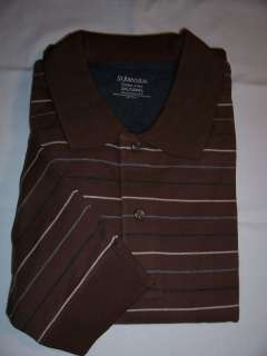 35 Mens St Johns Bay Sueded Polo shirt BIG and TALL