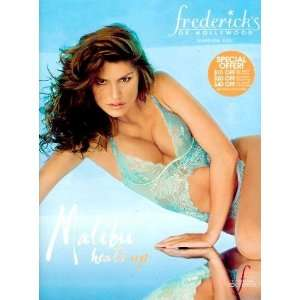 Fredericks of Hollywood Best of Summer 2006 Catalog