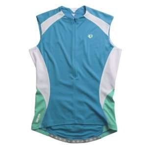 Pearl Izumi P.R.O. Cycling Jersey   Zip Neck, Sleeveless (For Women