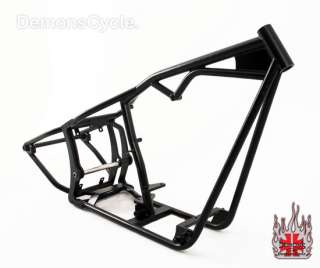 BOBBER ROLLING CHASSIS FRAME FIT HARLEY SOFTAIL ENGINE