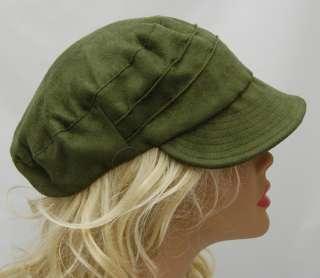 1JOCKEY NEWSBOY CABBIE BERET men ladies CAP HAT black