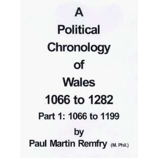 to 1282 1066 1199 Pt. 1 (9781899376155) Paul Martin Remfry Books