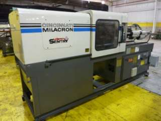 1994 85 Ton Cincinnati Milacron Injection Molding Machine VS85 4.44