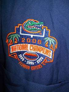 Florida Gators National Champions Premier Camp Shirt XL