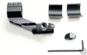 Cantilever Rifle Scope Mount Single Ring New