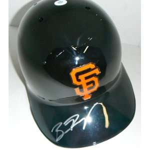 Buster Posey San Francisco Giants Hand Signed Autographed