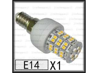 48 SMD 3528 LED Warm White Spotlight Spot Light Bulb Lamp 230V