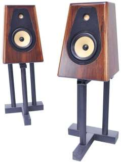 SOTA Panorama Speakers + Sound Anchor Stands Pair RARE Audiophile