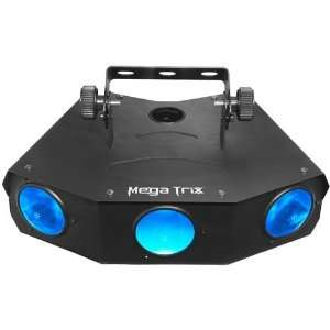 Chauvet Mega Trix LED RGB Beam Effect   New Musical