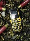 Yellow Sonim XP 1 Unlocked Rugged GSM Tough Cell Phone