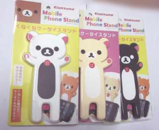 Rilakkuma Mobile Phone Stand For iPhone 4G/ITOUCH Music Player Stand