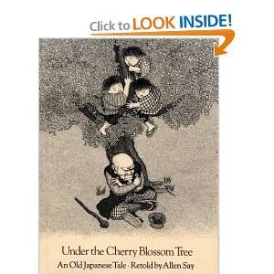 Under the Cherry Blossom Tree: An Old Japanese Tale: Allen
