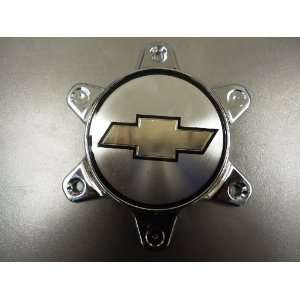 99 00 Chevy Silverado, Tahoe, Z71 ABS Chrome Wheel Center