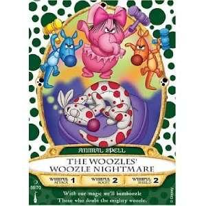Sorcerers Mask of the Magic Kingdom Game, Walt Disney World   Card #58