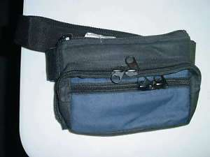 Tommies Concealed Carry Gun Packs Small Black/Blue