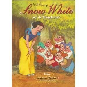 Snow White & the Seven Dwarfs (9781127483570) Walt Disney Books
