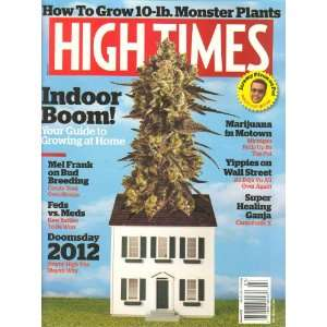 High Times March 2012: Dan Skye: Books