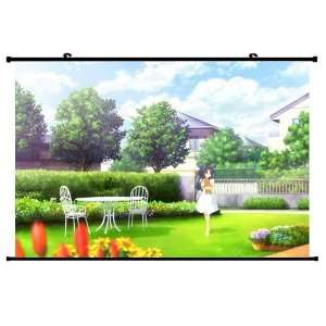 Clannad Anime Wall Scroll Poster Ichinose Kotomi (35*24) Support