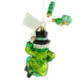 Radko Rare Lucky O Leary Leprechaun Ireland Irish Christmas