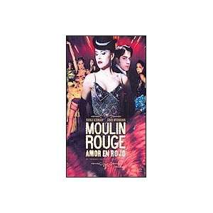 Moulin Rouge (Amor en Rojo) [NTSC/REGION 1 & 4 DVD. Import Latin