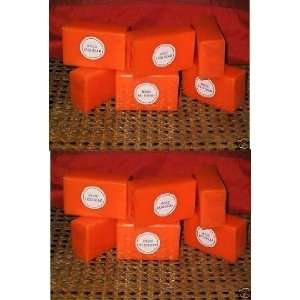 12 KOJIC ACID WHITENING SOAP BCP STALDER BIG SIZE Beauty