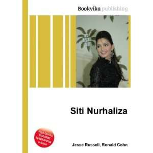 Siti Nurhaliza: Ronald Cohn Jesse Russell: Books