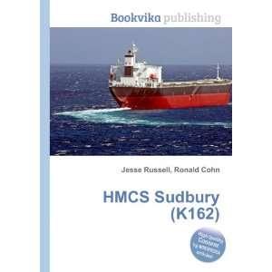 HMCS Sudbury (K162) Ronald Cohn Jesse Russell Books