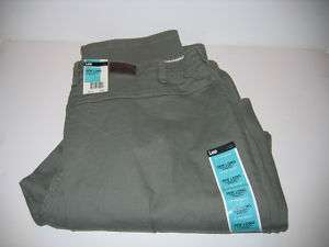 9cb99a92 NWT Women Lee Side Elastic Jeans Relaxed Fit 26w Long on PopScreen