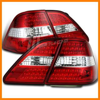 01 02 03 LEXUS LS 430 JDM FULL LED RED/CLEAR TAIL LIGHT