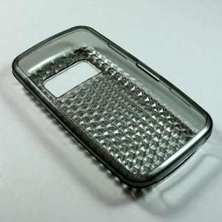 Soft Crystal TPU Gel Case for Nokia C6 01 C6 01 + film