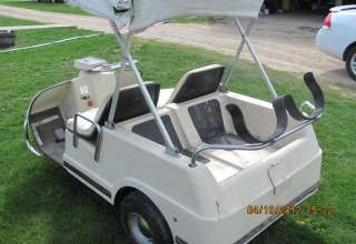 COLUMBIA CRUISER   GOLF CART 1984  FOUR WHEEL, WITH ROOF  5K11000C4