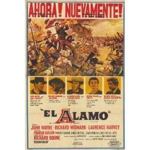 Widmark)(Laurence Harvey)(Frankie Avalon)(Richard Boone)(Carlos Arruza
