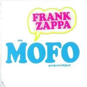 Mofo Project/Object: Frank Zappa: Music