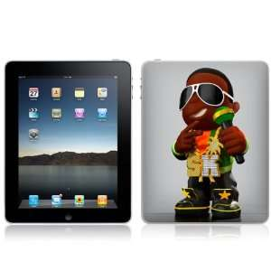 iPad  Wi Fi Wi Fi + 3G  Sean Kingston  Character Skin: Electronics