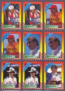 1989 Maxx Crisco Racing #16 Harry Gant (Mint) *264879