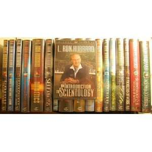 Scientology Book Library, Complete 18 Volume Set  Books
