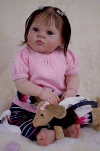 Cuddles by Donna RuBert   26 in. Reborn Baby Doll Kit