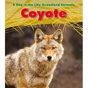 Coyote (Day in the Life: Grassland Animals) (9781432947392