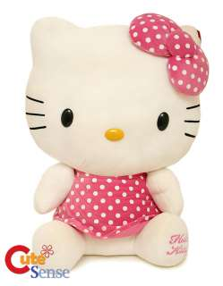Sanrio Hello Kitty Plush Doll Giant Jumbo Over Size 30 Licensed