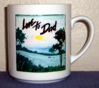 NEW PERSONALIZED COFFEE MUG CUP FATHERS DAY SUPER DAD