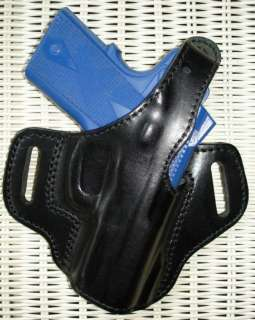 LEATHER BELT HOLSTER 4 CZ 75 P 07 DUTY CZ75